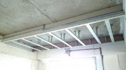 Montuojamos gipso lubos